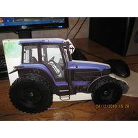 Книга BUSY Tractor