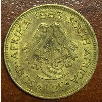 ЮАР /Южная Африка/, 1/2 цента 1963