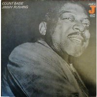 Count Basie / Jimmy Rushing - LP - 1977