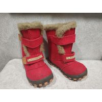 Сапоги зимние. Детская обувь. Валенки.