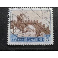 Сан-Марино 1955 стандарт