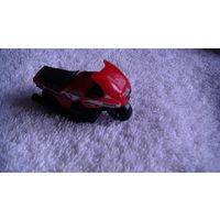 Скутер маленький, красный. распродажа
