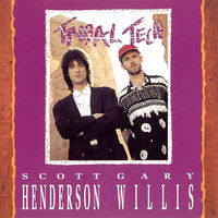 CD Scott Henderson / Gary Willis - Tribal Tech (1991) Blues Rock, Fusion, Jazz-Rock