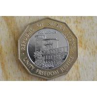 Сьерра-Леоне 500 леоне 2004