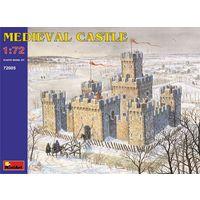 Средневековый замок. Mini Art 1/72