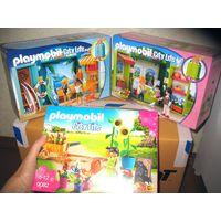 Игровые боксы Playmobil (Германия) из личной коллекции (новые), не распаковывались  Набор Playmobil 5641 Магазин для сёрфингистов, игровой бокс – 55 р. Представить себя отдыхающими на курорте или проф