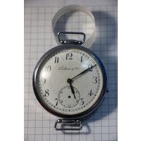 Часы Г. Мозер, не идут, диаметр 5.2 см. С РУБЛЯ АУКЦИОН!!!