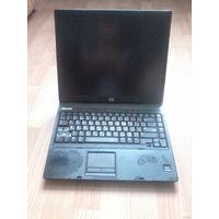 Ноутбук HP Compaq nx6125 Только целиком на запчасти