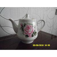 Чайник заварочный СССР (Дулёво) 1 сорт