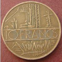 6156:  10 франков 1978 Франция