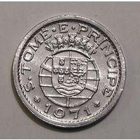 Сан-Томе и Принсипи 10 Сент. 1971 (107)