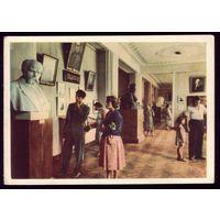 1961 год Украина Канев В музее Шевченко