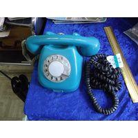 Советский телефонный аппарат, 1970 г.