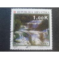 Хорватия 1994 стандарт пороги, перекаты