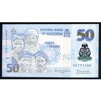 Нигерия / NIGERIA_2011_50 Naira_P#40.b_UNC