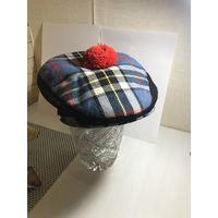 Национальная шапка шотландская