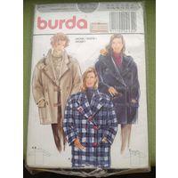 Выкройка Burda жакет