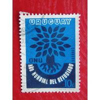 Уругвай. . Флора