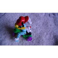 Микки Маус акробат на велосипеде. распродажа