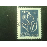 Франция 2005 стандарт 0,90