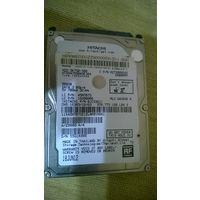 "Жёсткий диск винчестер HDD HITACHI 5K750-500 SATA 2,5"" 500Gb. Нерабочий!!!"