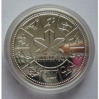 Канада. Один доллар 1978г. Серебро.