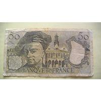 Франция 50 франков 1978г.   распродажа