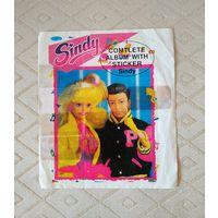 Альбом, наклейки Sindy(Синди), 90 г