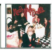 CD New York Dolls - 'Cause I Sez So (2009)  Glam