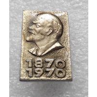 Значок. Ленин 1870 - 1970 г.г. #0249