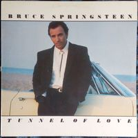 Bruce Springsteen - Tunnel Of Love - LP - 1987