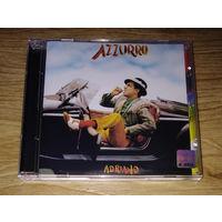"""Adriano Celentano - """"Azzurro / Una Carezza In Un Pugno"""" 1968 (Audio CD) Remastered 2011 (лицензия Universal)"""