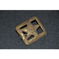 Предвестница пряги обр.1936г-изготовлена  методом  штамповки из прочнейшей латуни.