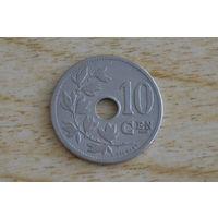 Бельгия 10 сантимов 1905