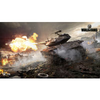 World of tanks and world of warships