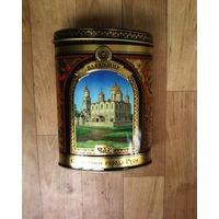Коробка из под чая-Города Руси