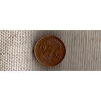 Германия 1 пфенниг 1934 A(Ab)