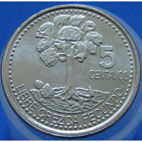 Гватемала 5 сентаво 2006 (2-63)