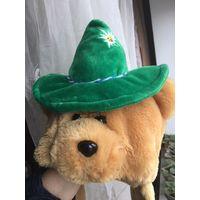 Карнавальная Шапка Медведь на 3 года, но налезет и на взрослого
