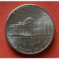 США, 5 центов Monticello, 2006Р