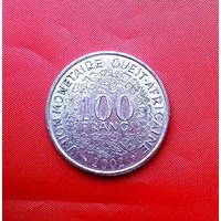 85-30 Западная Африка (BCEAO), 100 франков 2002 г.