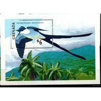 Гренада  -птицы- MNH