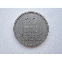 20 Франков 1949 (Алжир)