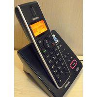 Шикарный DECT телефон Philips SE255 Duo с автоответчиком, громкой связью и HD звуком