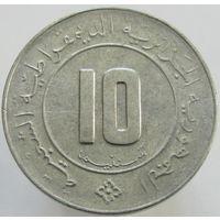 1к Алжир 10 сантимов 1984 (321) распродажа коллекции