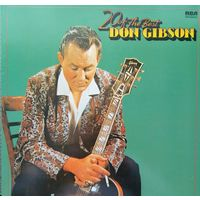 Don Gibson /Twenty Of The Best/1981, RCA, LP, NM, Germany