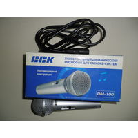 Микрофон для караоке-систем, BBK, DM-100