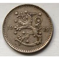 Финляндия 1 марка, 1929 1-2-33