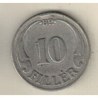 Венгрия 10 филлер 1927