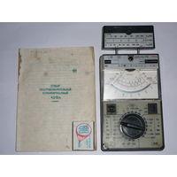 Тестер 43104 прибор электроизмерительный комбинированный